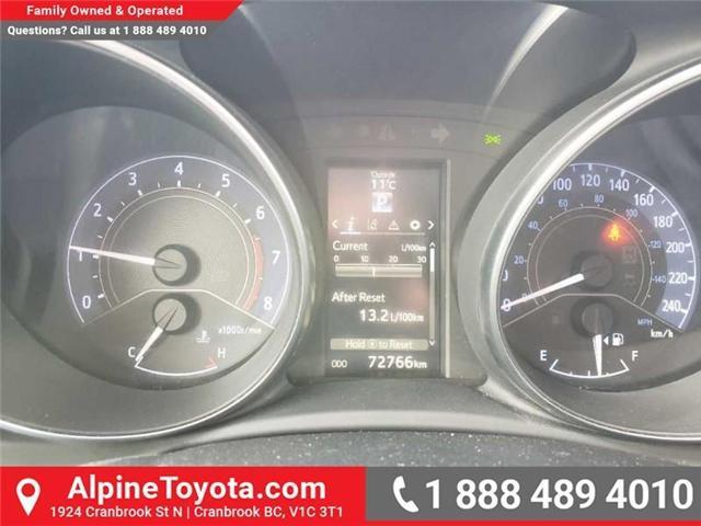 2017 Toyota Corolla iM Base (Stk: J538961M) in Cranbrook - Image 14 of 17