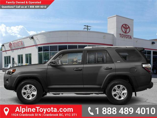 2019 Toyota 4Runner SR5 (Stk: 5689573) in Cranbrook - Image 1 of 1