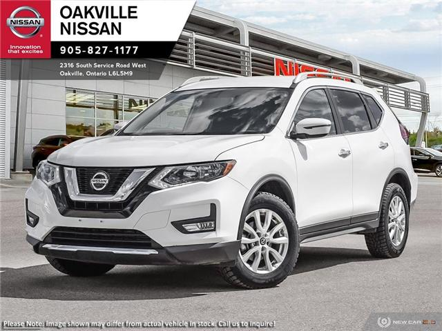 2018 Nissan Rogue SV (Stk: N18099) in Oakville - Image 1 of 23