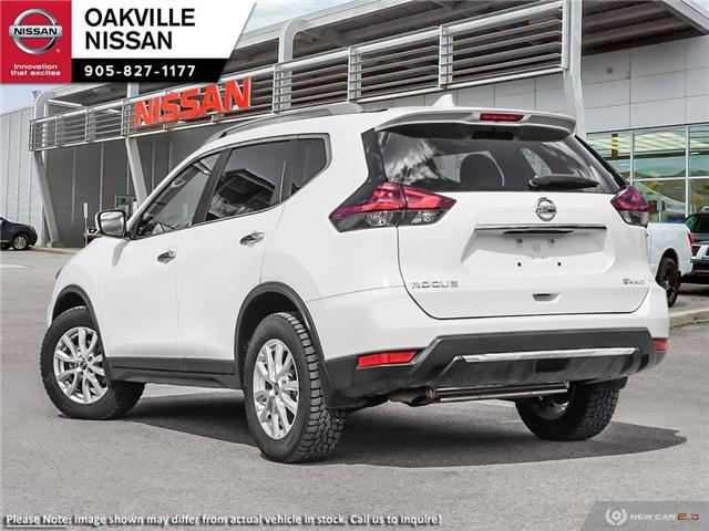 2018 Nissan Rogue SV (Stk: N18099) in Oakville - Image 4 of 23