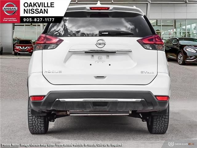 2018 Nissan Rogue SV (Stk: N18099) in Oakville - Image 5 of 23