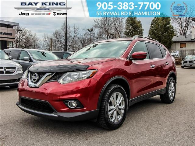 2016 Nissan Rogue SV (Stk: 197017A) in Hamilton - Image 1 of 23