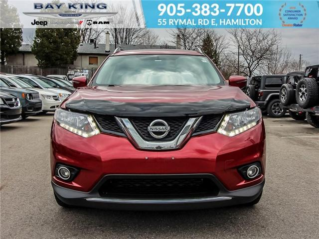 2016 Nissan Rogue SV (Stk: 197017A) in Hamilton - Image 2 of 23