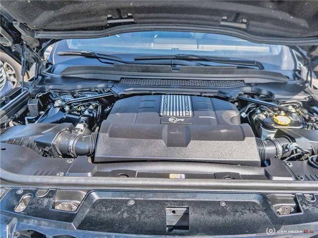 2016 Land Rover Range Rover Sport V8 Supercharged (Stk: 19MSC220) in Mississauga - Image 8 of 27