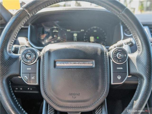 2016 Land Rover Range Rover Sport V8 Supercharged (Stk: 19MSC220) in Mississauga - Image 14 of 27