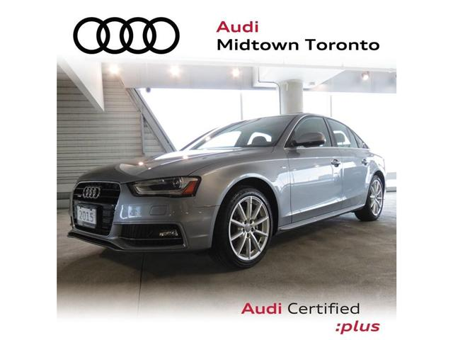 2015 Audi A4  (Stk: P7203) in Toronto - Image 1 of 24