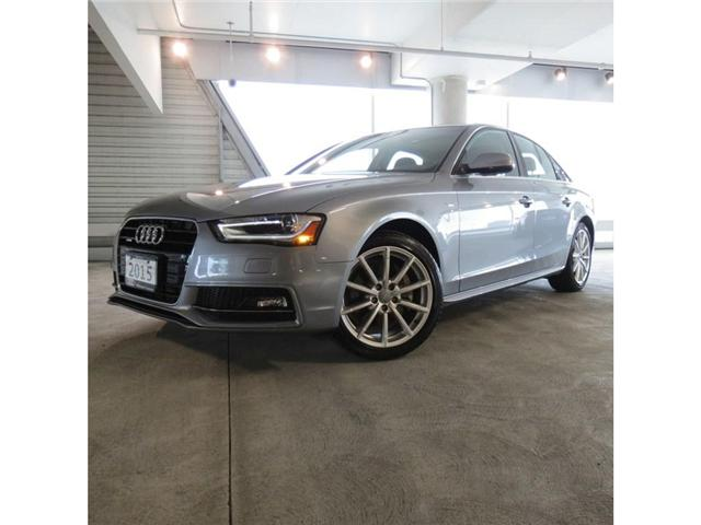 2015 Audi A4  (Stk: P7203) in Toronto - Image 2 of 24