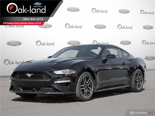 2019 Ford Mustang EcoBoost (Stk: 9G036) in Oakville - Image 1 of 24