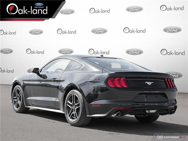 2019 Ford Mustang EcoBoost (Stk: 9G036) in Oakville - Image 4 of 24