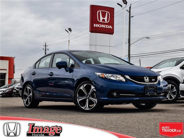 2015 Honda Civic Si (Stk: 9C477A) in Hamilton - Image 1 of 19