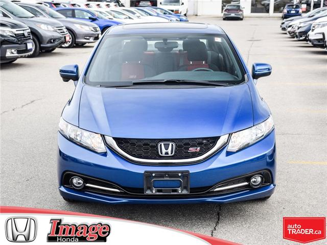 2015 Honda Civic Si (Stk: 9C477A) in Hamilton - Image 2 of 19