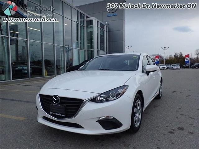 2016 Mazda Mazda3 GX (Stk: 14174) in Newmarket - Image 1 of 30