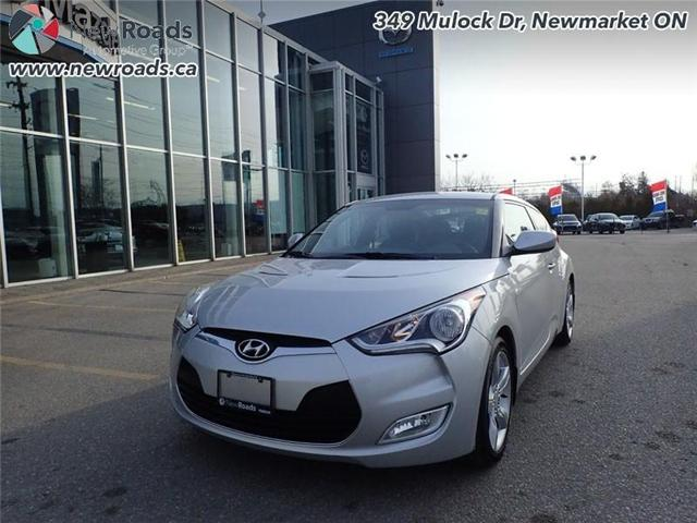 2015 Hyundai Veloster BASE (Stk: 40881A) in Newmarket - Image 1 of 30