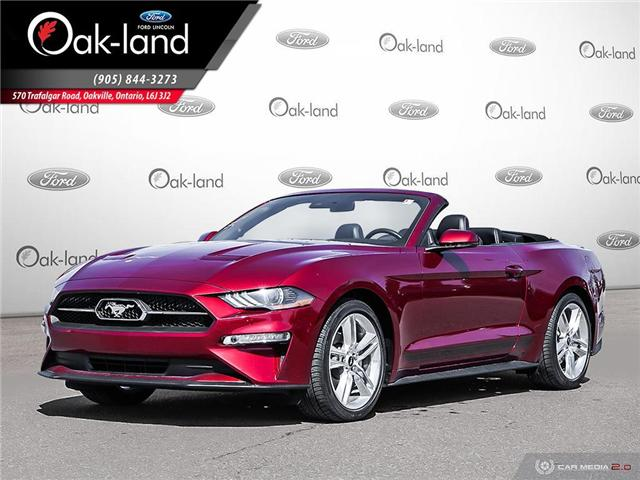 2019 Ford Mustang EcoBoost Premium (Stk: 9G032) in Oakville - Image 1 of 21