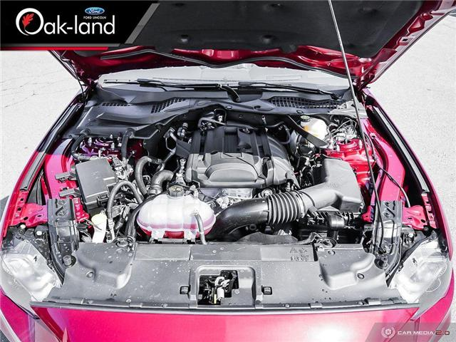 2019 Ford Mustang EcoBoost Premium (Stk: 9G032) in Oakville - Image 17 of 21