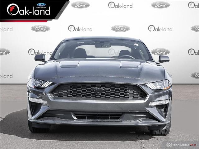 2019 Ford Mustang EcoBoost (Stk: 9G024) in Oakville - Image 2 of 21