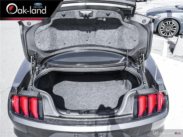 2019 Ford Mustang EcoBoost (Stk: 9G024) in Oakville - Image 16 of 21