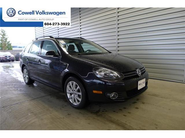 2014 Volkswagen Golf 2.0 TDI Comfortline (Stk: V1412722V) in Richmond - Image 1 of 17