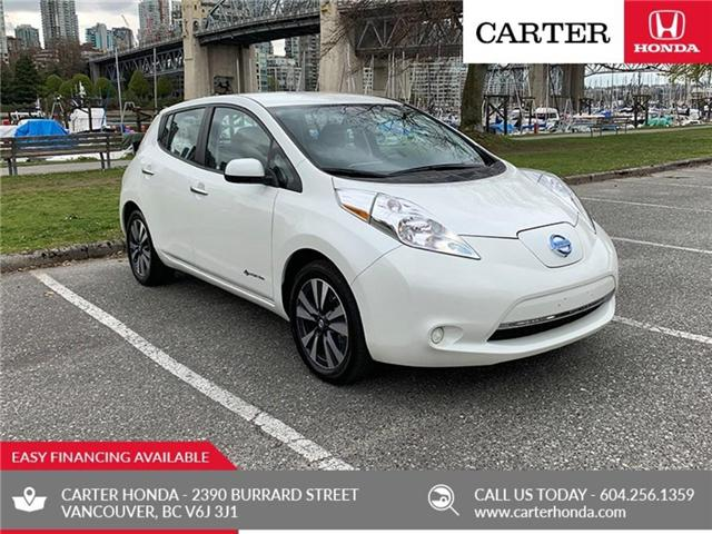 2016 Nissan LEAF  (Stk: B62030) in Vancouver - Image 1 of 27