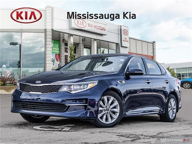 2018 Kia Optima LX+ (Stk: 497P) in Mississauga - Image 1 of 27