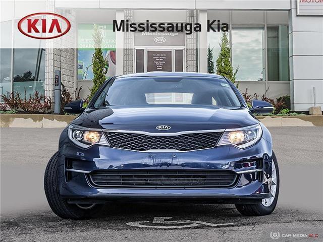 2018 Kia Optima LX+ (Stk: 497P) in Mississauga - Image 2 of 27