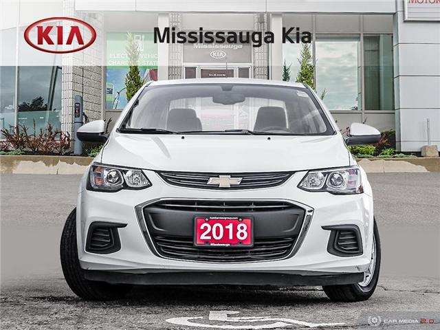 2018 Chevrolet Sonic LT Auto (Stk: 2800P) in Mississauga - Image 2 of 27