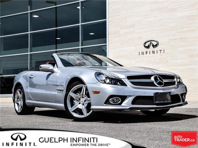 2011 Mercedes-Benz SL-Class Base (Stk: UP13345A) in Guelph - Image 1 of 21
