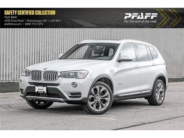 2016 BMW X3 xDrive28i (Stk: PR20707A) in Mississauga - Image 1 of 22