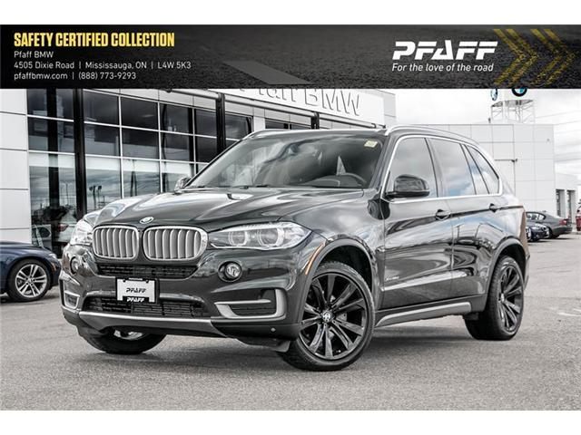 2018 BMW X5 xDrive35d (Stk: U5389) in Mississauga - Image 1 of 22