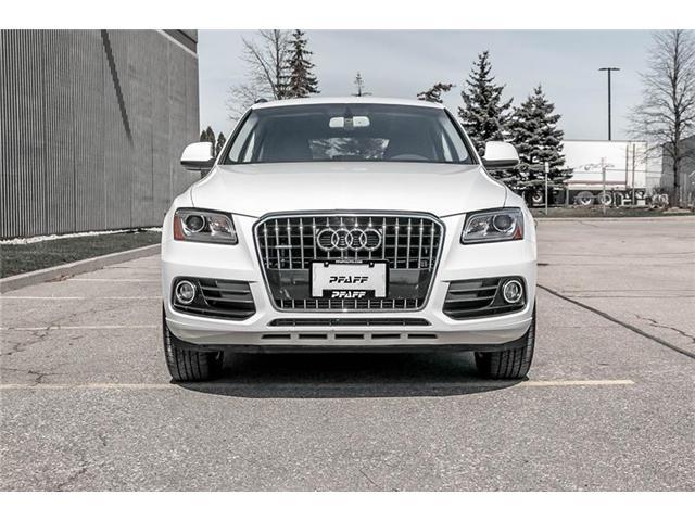 2015 Audi Q5 2.0T Komfort (Stk: U5408) in Mississauga - Image 2 of 22