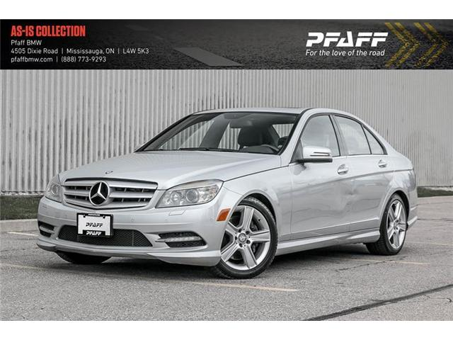 2011 Mercedes-Benz C-Class Base (Stk: U5416) in Mississauga - Image 1 of 22