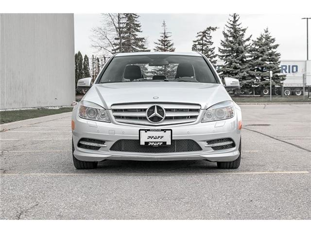 2011 Mercedes-Benz C-Class Base (Stk: U5416) in Mississauga - Image 2 of 22