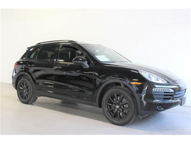2013 Porsche Cayenne Base (Stk: A02293) in Vaughan - Image 1 of 30