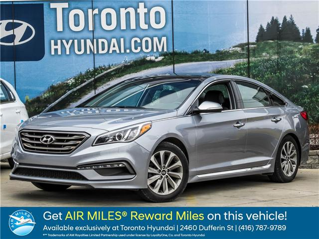 2015 Hyundai Sonata Sport (Stk: U06438) in Toronto - Image 1 of 21