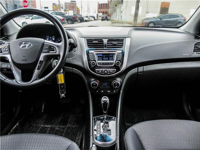 2016 Hyundai Accent SE (Stk: U06466) in Toronto - Image 5 of 14