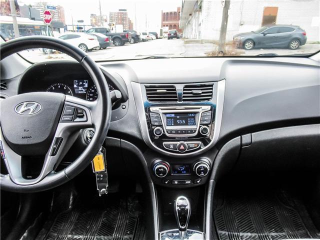 2016 Hyundai Accent SE (Stk: U06466) in Toronto - Image 7 of 14