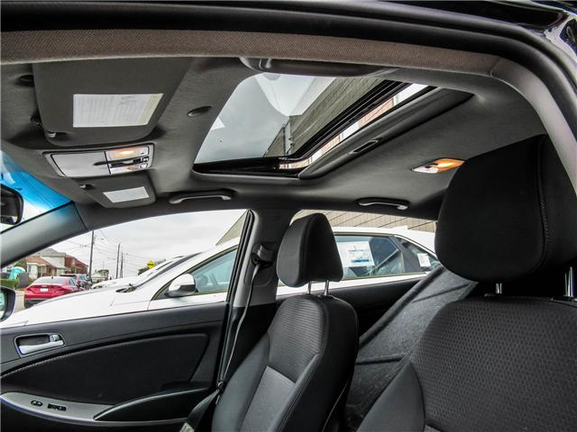 2016 Hyundai Accent SE (Stk: U06466) in Toronto - Image 10 of 14