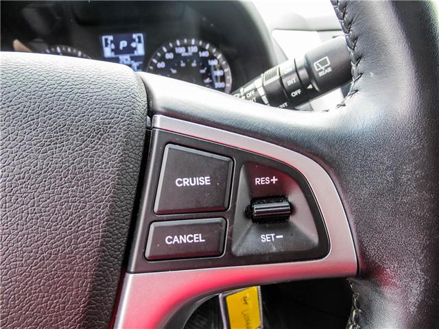 2016 Hyundai Accent SE (Stk: U06466) in Toronto - Image 12 of 14