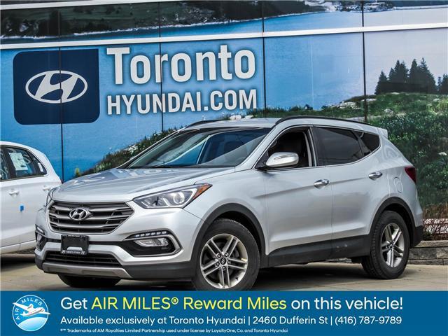 2017 Hyundai Santa Fe Sport 2.4 Premium (Stk: U06469) in Toronto - Image 1 of 21