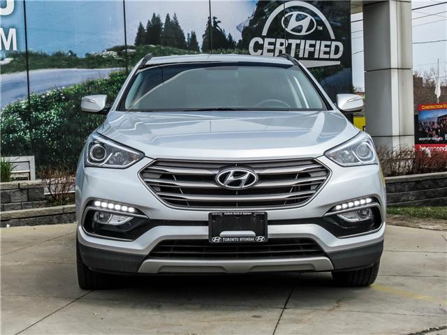 2017 Hyundai Santa Fe Sport 2.4 Premium (Stk: U06469) in Toronto - Image 2 of 21