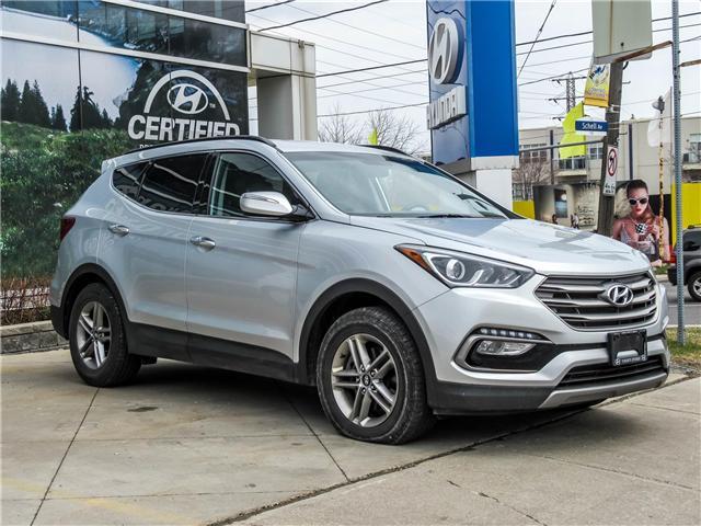 2017 Hyundai Santa Fe Sport 2.4 Premium (Stk: U06469) in Toronto - Image 3 of 21