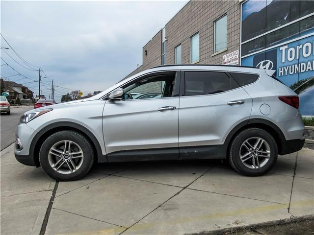 2017 Hyundai Santa Fe Sport 2.4 Premium (Stk: U06469) in Toronto - Image 5 of 21