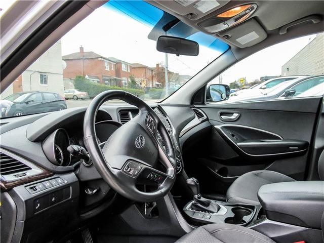 2017 Hyundai Santa Fe Sport 2.4 Premium (Stk: U06469) in Toronto - Image 7 of 21