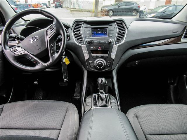 2017 Hyundai Santa Fe Sport 2.4 Premium (Stk: U06469) in Toronto - Image 10 of 21