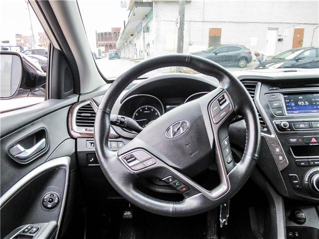 2017 Hyundai Santa Fe Sport 2.4 Premium (Stk: U06469) in Toronto - Image 11 of 21