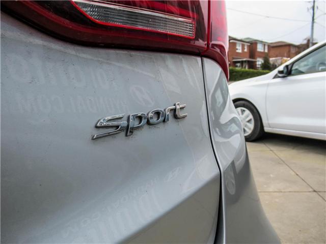 2017 Hyundai Santa Fe Sport 2.4 Premium (Stk: U06469) in Toronto - Image 16 of 21