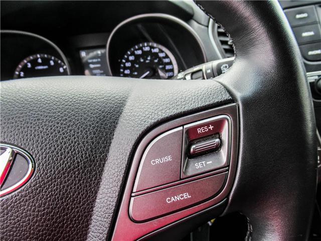 2017 Hyundai Santa Fe Sport 2.4 Premium (Stk: U06469) in Toronto - Image 20 of 21