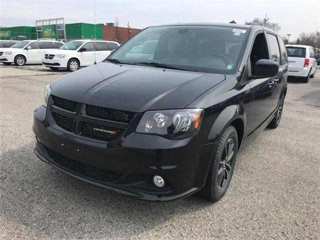 2019 Dodge Grand Caravan GT (Stk: Y18552) in Newmarket - Image 1 of 19