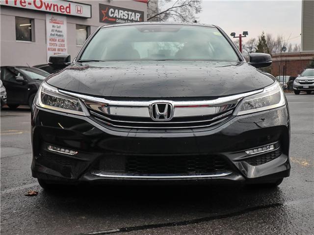 2016 Honda Accord Touring (Stk: 31864-1) in Ottawa - Image 2 of 27