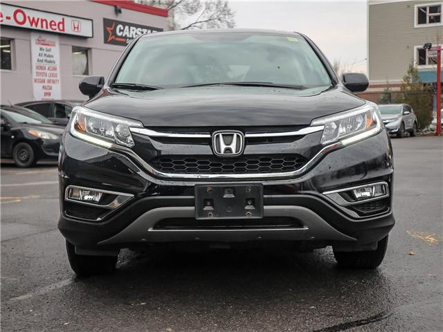 2016 Honda CR-V EX-L (Stk: H7576-0) in Ottawa - Image 2 of 27